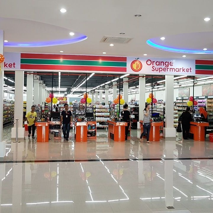 Orange Supermarket